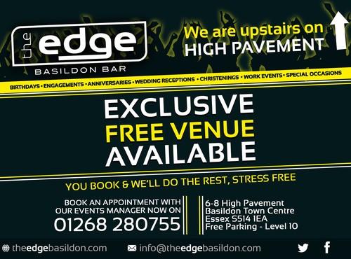 free venue