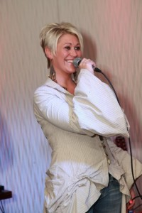 Charity Night April 2012 - Jo Omeara