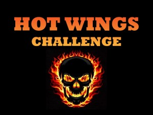 Hot Wings Challenge