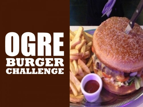 ogre burger