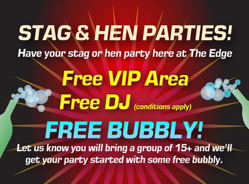 hen stag parties